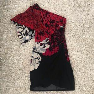 🏝3x$30🏝 One shoulder Bisou Bisou Dress